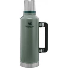 Термос Stanley Classic 2.3L Vacuum Bottle Green