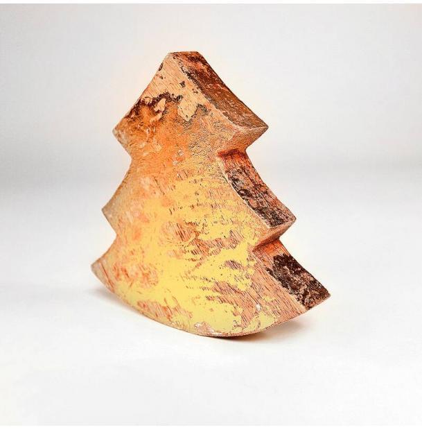 Украшение для интерьера EnjoyMe Golden Tree, en_ny0029, золотой, длина 14 см