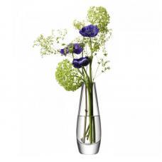 Ваза округлая высокая LSA International Flower 17 см