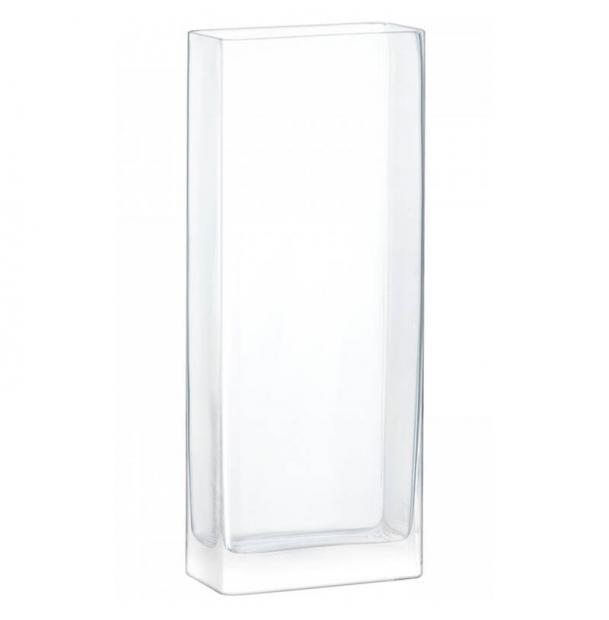 Ваза прямоугольная LSA International Modular 50 x 20 x 10 см прозрачная