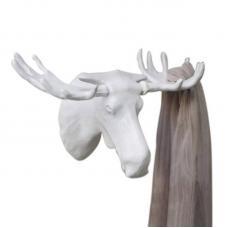 Вешалка Bosign Moose белая
