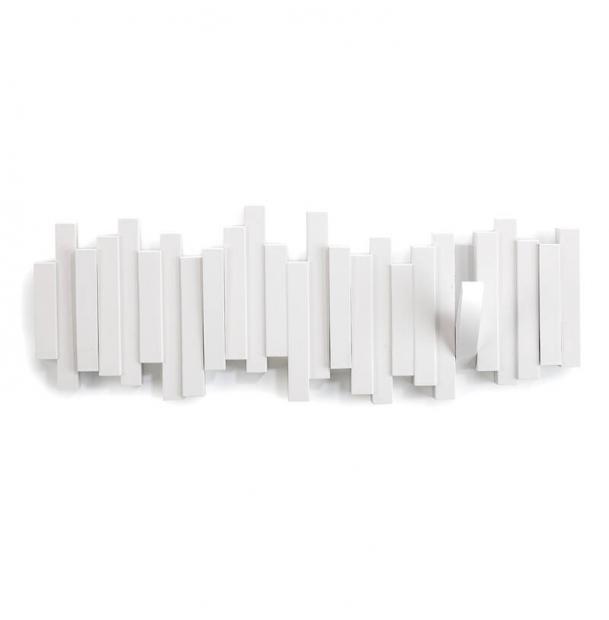 Вешалка Настенная Umbra Sticks Белая