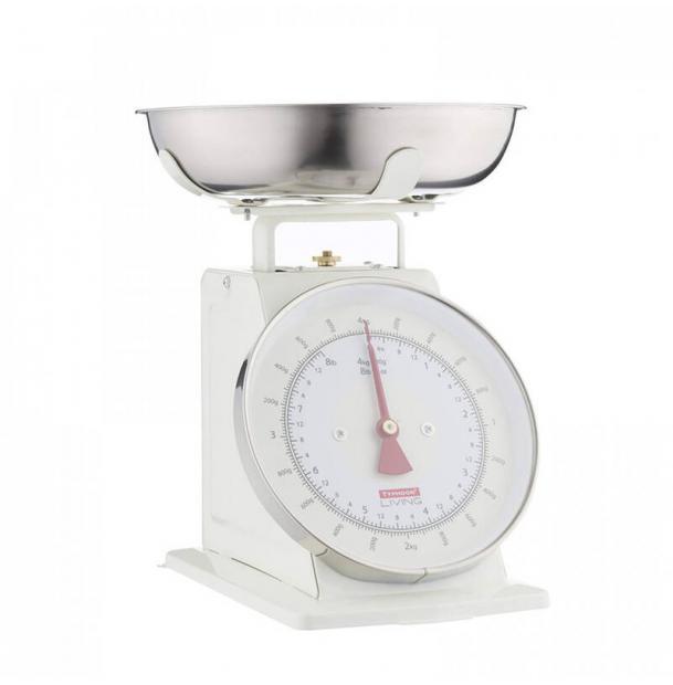 Весы кухонные Typhoon Living кремовые 4 кг