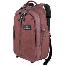 Рюкзак Victorinox Altmont 3.0, Vertical-Zip Backpack, красный, 33x18x49 , 29 л