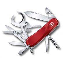 Нож Victorinox Cigar 79, 85 мм, 15 функций, красный