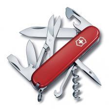 Нож Victorinox Climber, 91 мм, 14 функций, красный