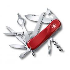 Нож Victorinox Evolution 23, 85 мм, 17 функций, красный