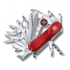 Нож Victorinox Evolution S54, 85 мм, 31 функция, красный