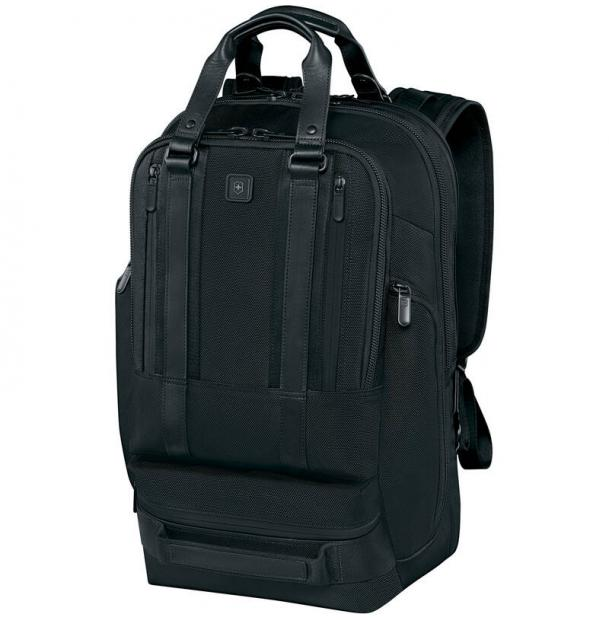 Рюкзак Victorinox Lexicon Professional Bellevue, цвет черный, 32x20x47 см, 30 л
