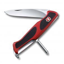 Нож Victorinox RangerGrip 53, 130 мм, 5 функций, красный