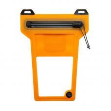 Водонепроницаемый чехол для смартфона Nite Ize RunOff Waterproof Phone Pouch Orange