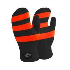 Водонепроницаемые детские варежки Dexshell Children mittens, оранжевые DG536M