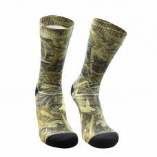 Водонепроницаемые носки Dexshell StormBLOK L (43-46), камуфляж