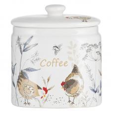 Емкость для хранения кофе Hens Price & Kensington Country 650 мл P_0059.631