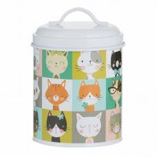 Емкость для хранения корма для кошек Mason Cash Pawtrait 1 л