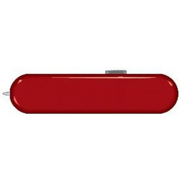 Задняя накладка для ножей VICTORINOX 58 мм красная C.6200.4.10