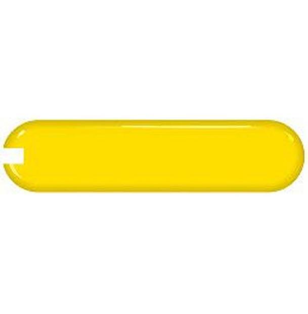 Задняя накладка для ножей VICTORINOX 58 мм, пластиковая, жёлтая