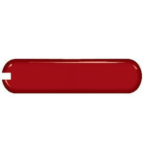 Задняя накладка для ножей VICTORINOX 65 мм, пластиковая, красная