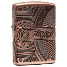 Зажигалка ZIPPO Armor Antique Copper