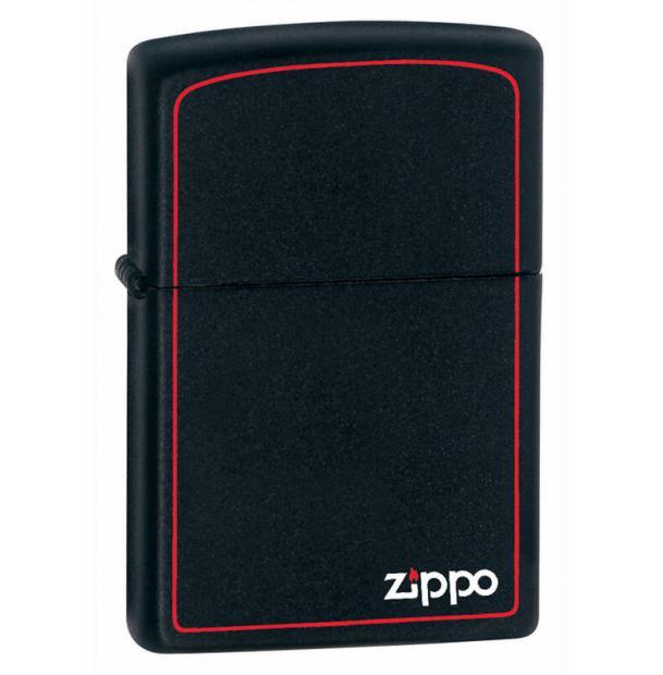 Зажигалка ZIPPO Classic Black Matte