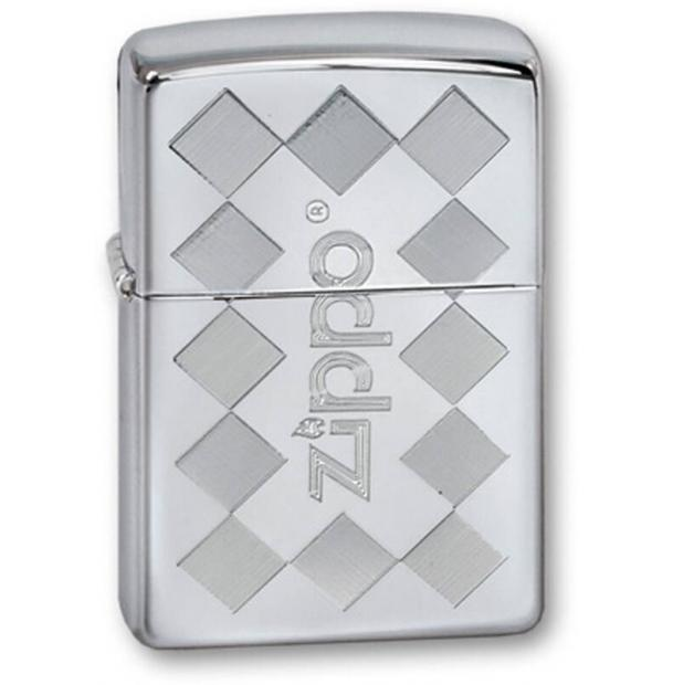 Зажигалка ZIPPO Classic High Polish Chrome