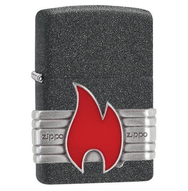 Зажигалка ZIPPO Classic Iron Stone