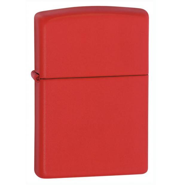 Зажигалка ZIPPO Classic Red Matte