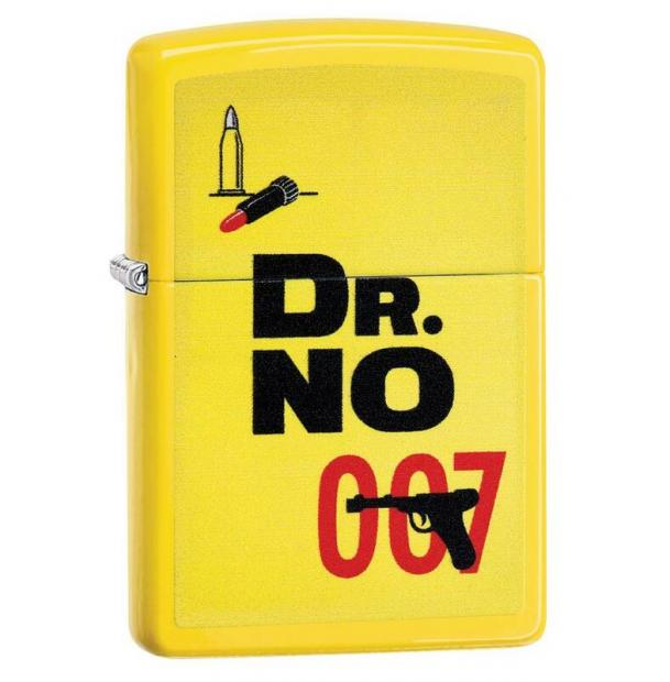Зажигалка ZIPPO James Bond Lemon