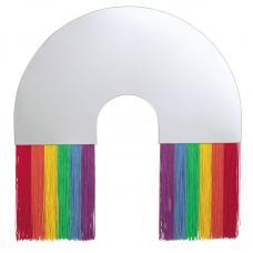 Зеркало настенное Doiy Rainbow большое