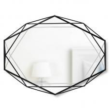 Зеркало Настенное Umbra Prisma Чёрный